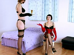 Check Out Free Female Domination Videos With Strapon And Spanking