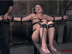 Pd Loves The Sound Of A Slut Like Brina James Screaming For Mercy, But It Is Even Better When Those Screams Ripple Through His Cock
