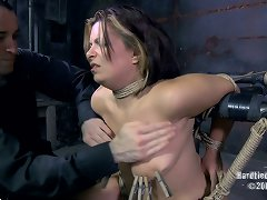 A Pain Slut Is Any Bitch Who Gets Wet From A Beating