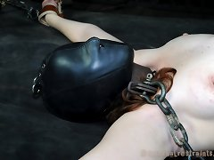 Training A Slut Is Simple. First Your Break Their Will, Then You Replace It. Maggie Mead Is Half Way There. Breaking Her Is Easy And Fun.