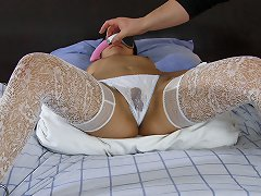 Naomi Tied Submissive Used Fucked